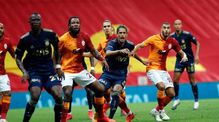Fenerbahçe-Galatasaray derbisinde ilk 11'ler belli oldu