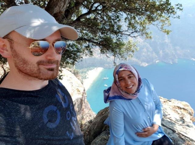 Kocası tarafından kayalıklardan itildiği öne sürülen Semra'nın tek yasal mirasçısı eşiymiş