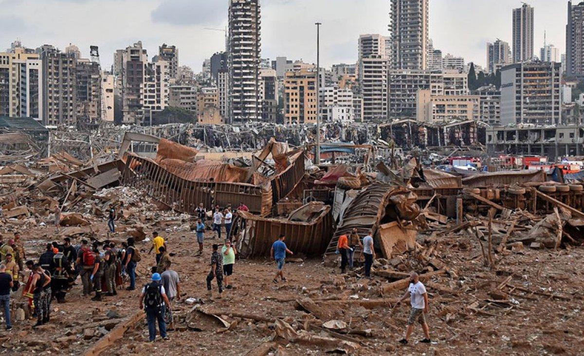 Beyrut patlamasının şiddeti, iyonosferi sarstı