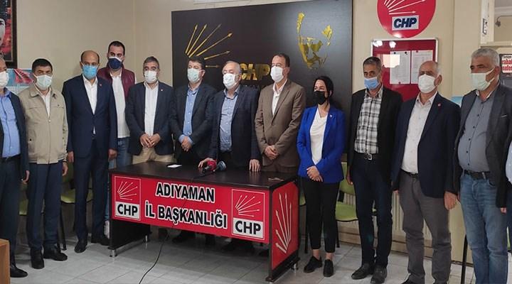 """CHP Adıyaman İl Başkanlığı """"128 milyar dolar nerede"""" afişlerinin toplatılması kararına dava açtı"""