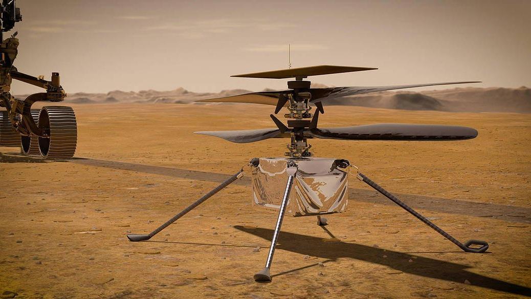 NASA'nın son harikası Ingenuity'nin uçuşu ertelendi