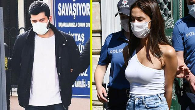 Polisin tabancasını elinden alan Ayşegül Çınar ve sevgilisi hakkında hapis istemi