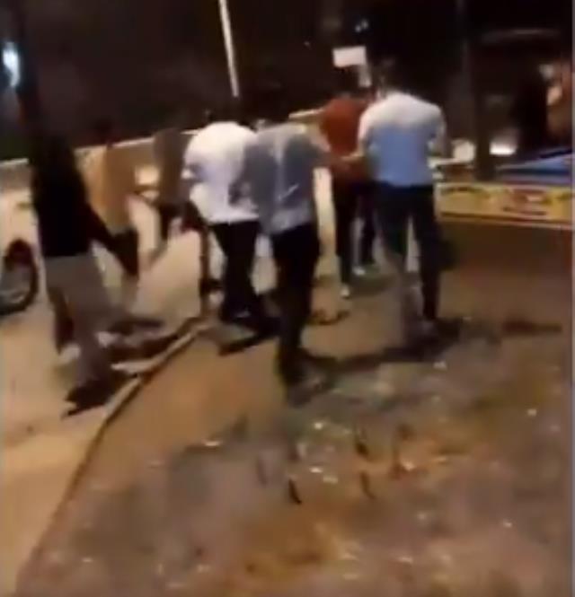 Tehlikeli gerginlik! Başkent'te Suriyeli grubun 2 Türk'ü bıçakladığı iddiası mahalleyi sokağa döktü